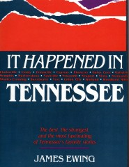 Stories from the State of Tennessee for fun and education.